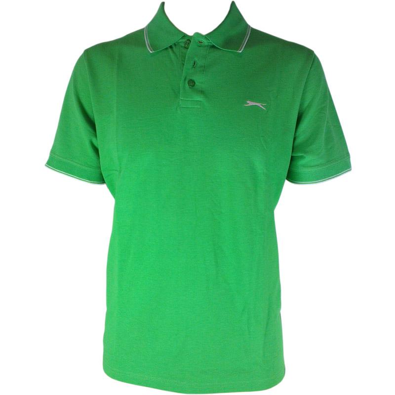 Polo slazenger for T green srl